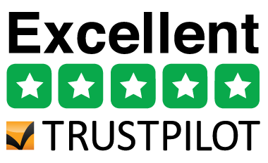 Trustpilot Excellent review badge for Hot Tub Hire Sheffield